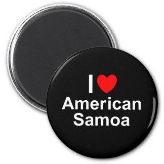 Aimant Les Samoa américaines