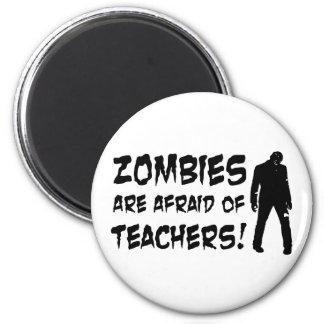 Aimant Les zombis ont peur des professeurs