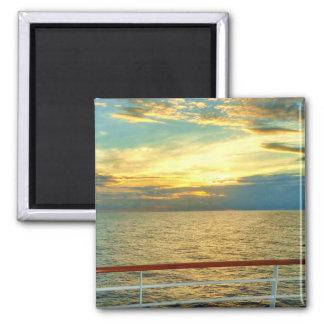 Aimant Lever de soleil marin