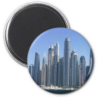 Aimant Ligne de ciel de Dubaï