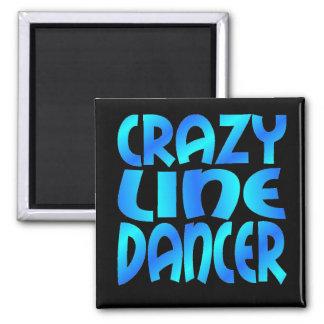 Aimant Ligne folle danseur