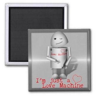 Aimant (Lil Robo-x9) machine d'amour