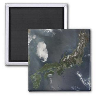 Aimant L'île principale du Japon, Honshu