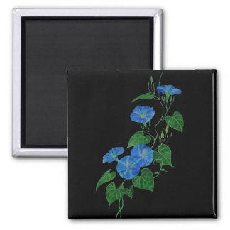 Aimant Liseron bleu