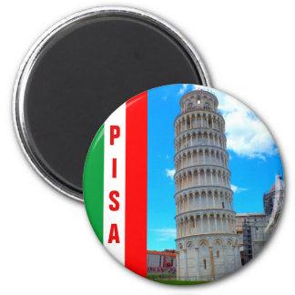 Aimant L'Italie - la tour penchée de Pise