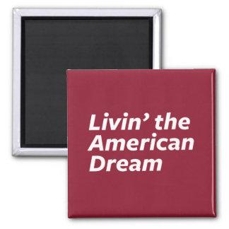 Aimant Livin le rêve américain