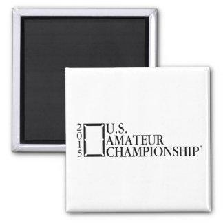 Aimant Logo d'amateur des 2015 États-Unis