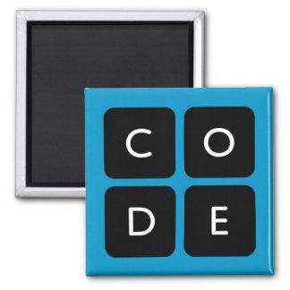 Aimant logo de Code.org