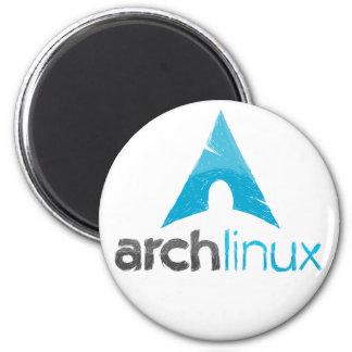 Aimant Logo de Linux de voûte