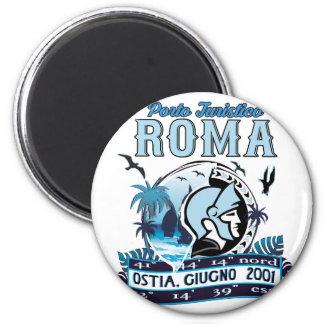 Aimant Logo non ufficial de port de Rome