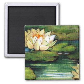 Aimant Lotus vintage
