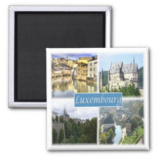 Aimant LU * Le Luxembourg