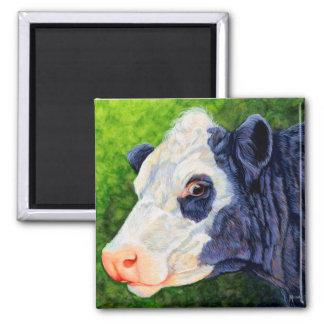 Aimant Lulu - vache noire à Baldie