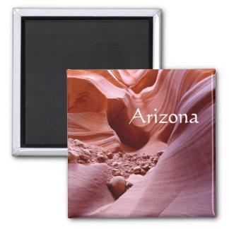 Aimant Lumières et roches dans le canyon, Arizona