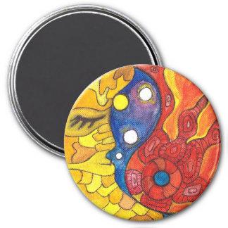 Aimant Lune Sun de Medilludesign