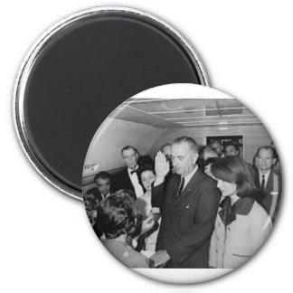 Aimant Lyndon B Johnson