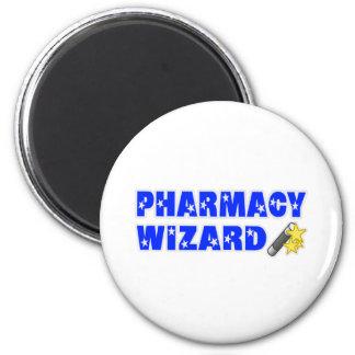 Aimant Magicien de pharmacie