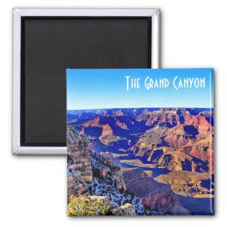 Aimant magnifique de canyon grand