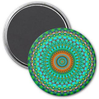 Aimant Mandala géométrique G388 d'aimant