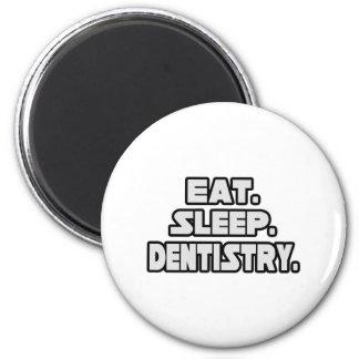 Aimant Mangez l'art dentaire de sommeil