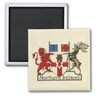 Aimant Manteau-De-Bras pour l'Irlande du Nord