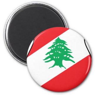 Aimant manteau d'emblème de شعارلبنان des bras libanais