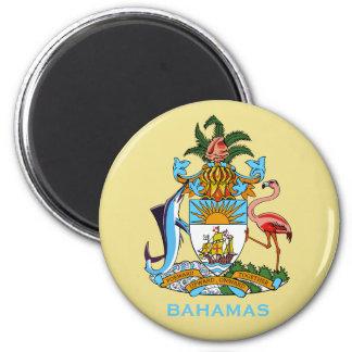 Aimant Manteau des Bahamas d'aimant de bras