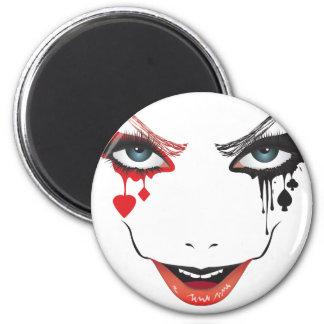 Aimant Maquillage de Halloween