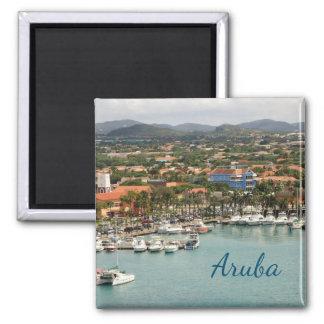 Aimant Marina d'Aruba