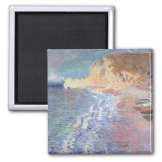 Aimant Matin de Claude Monet | chez Etretat