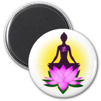 Aimant Méditation de yoga