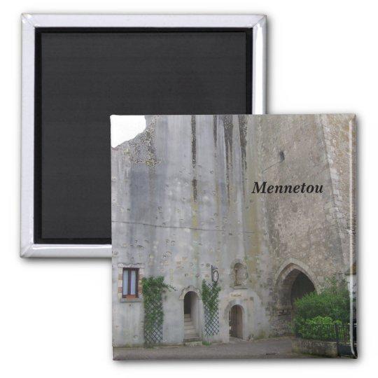 Aimant Mennetou -