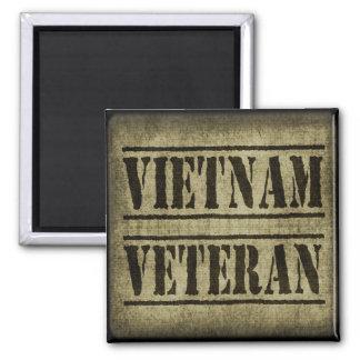 Aimant Militaires de vétéran du Vietnam