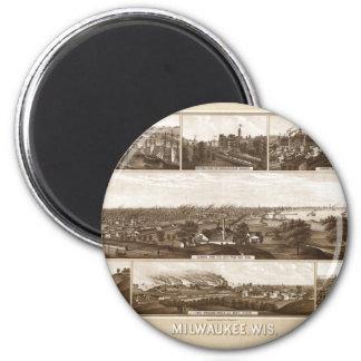 Aimant Milwaukee 1882