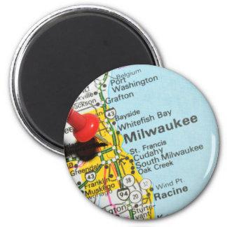 Aimant Milwaukee, le Wisconsin
