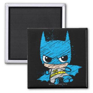 Aimant Mini croquis de Batman
