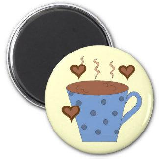 Aimant Mon café doux