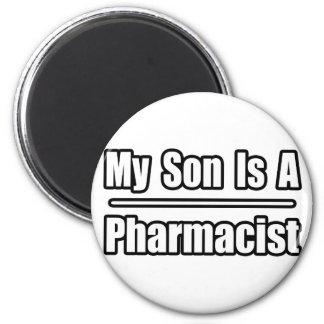 Aimant Mon fils est un pharmacien