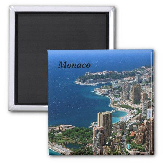 Aimant Monaco -