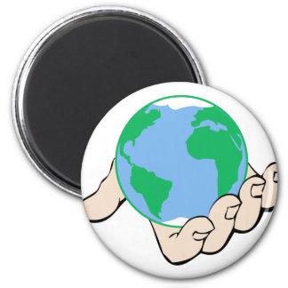 Aimant Monde à disposition