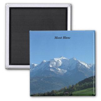 Aimant Mont Blanc -