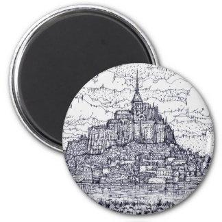 Aimant mont saint-Michel