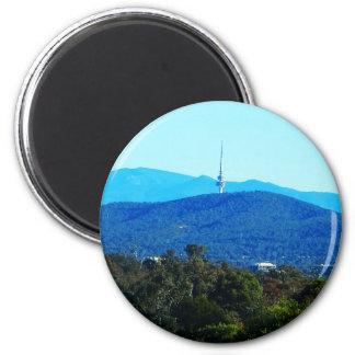 Aimant Montagne noire - Canberra