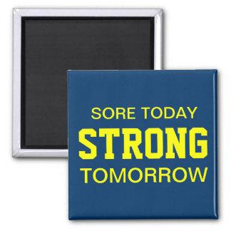 Aimant Motivation de séance d'entraînement