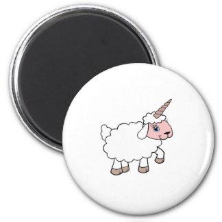 Aimant Moutons de licorne