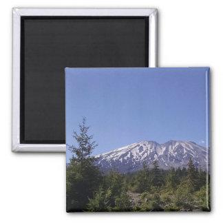 Aimant Mt. St Helens sur la photographie de jour