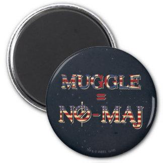 Aimant Muggle = NO--Commandant