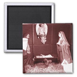 Aimant Nativité de Noël