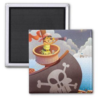 Aimant Navigation avec des pirates