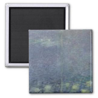 Aimant Nénuphars de Claude Monet | : Matin, 1914-18